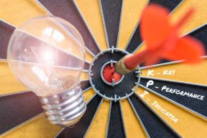 KPI financieros y metas